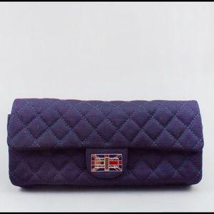 Chanel Union Jack reissue clutch/crossbody-as is